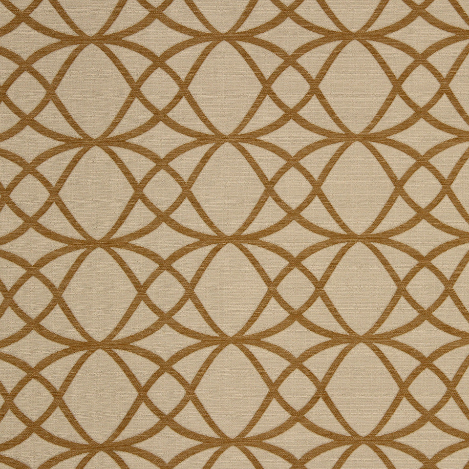 ZEST Intersection Fabric - Zest