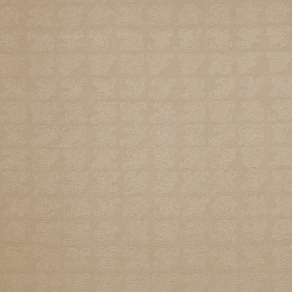 PUMICE-WHITEWASH-FLAX Cipher Fabric - Linen