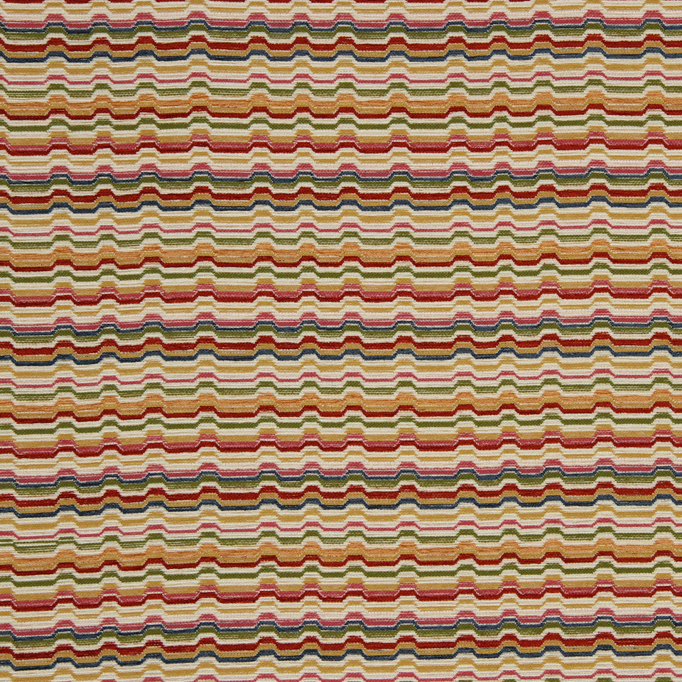 SAFFRON Road Bump Fabric - Saffron