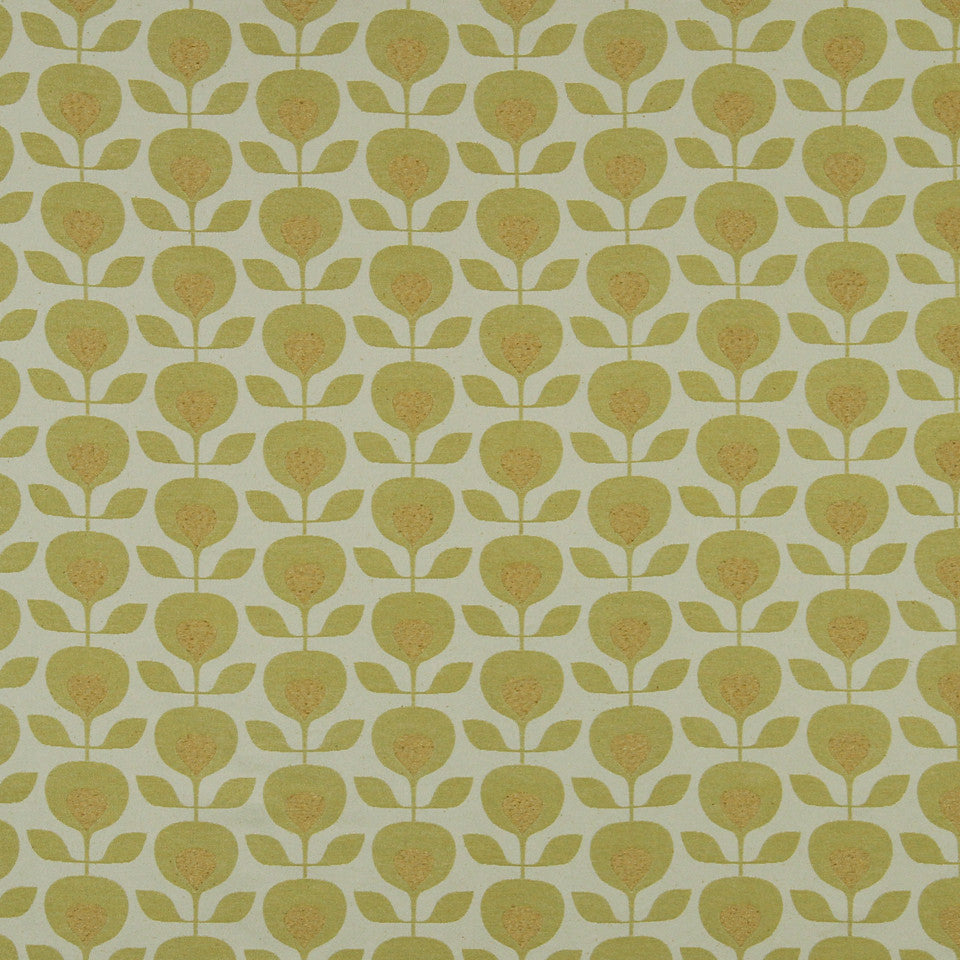 KIWI-ARTICHOKE-ZEST Double Take Fabric - Zest