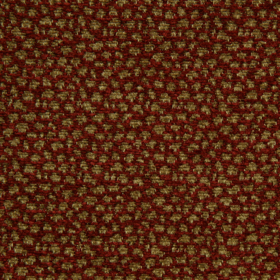 LAVA-RED HOT-GARNET Ogalalla Fabric - Garnet