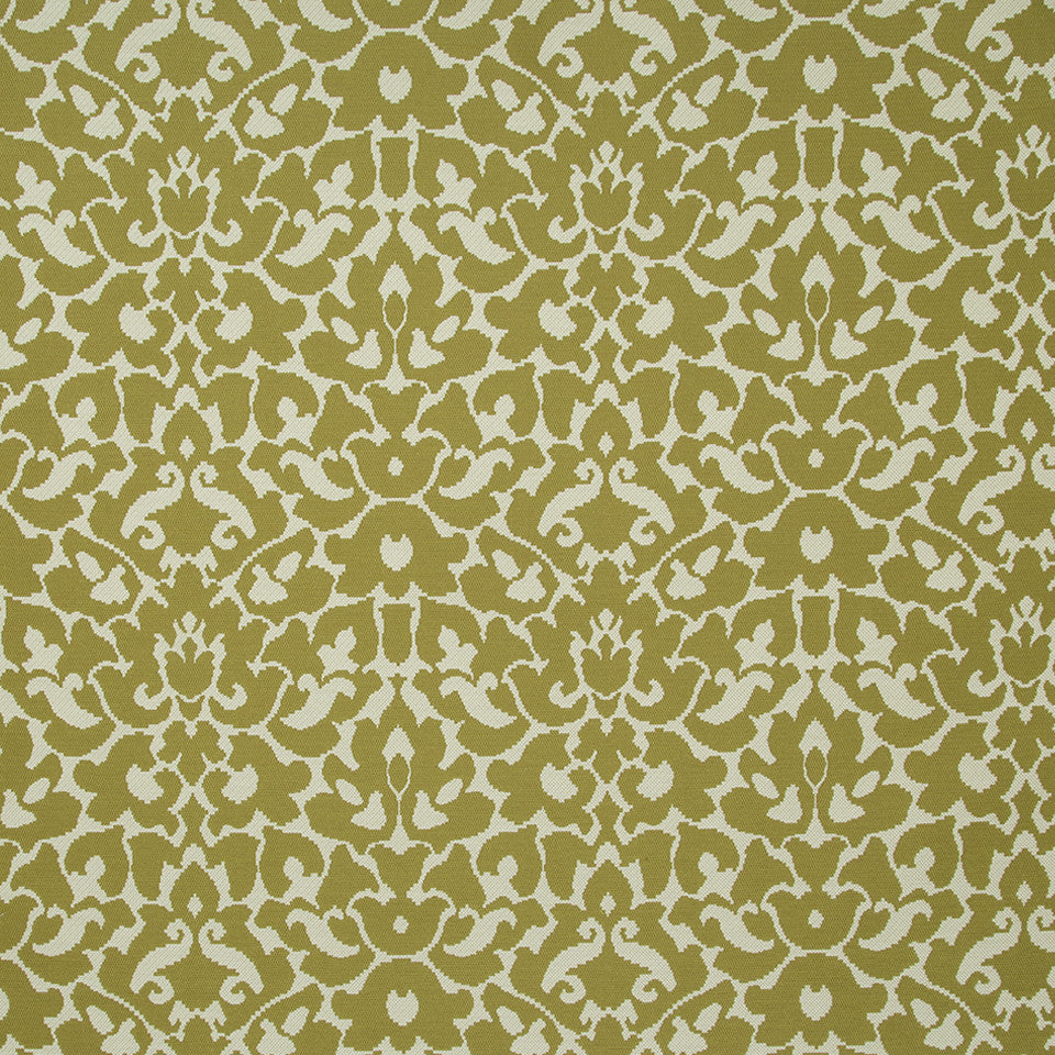 ZEST Picture Path Fabric - Zest