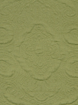 MATELASSES AND QUILTS Bainville  106 Fabric - Peridot