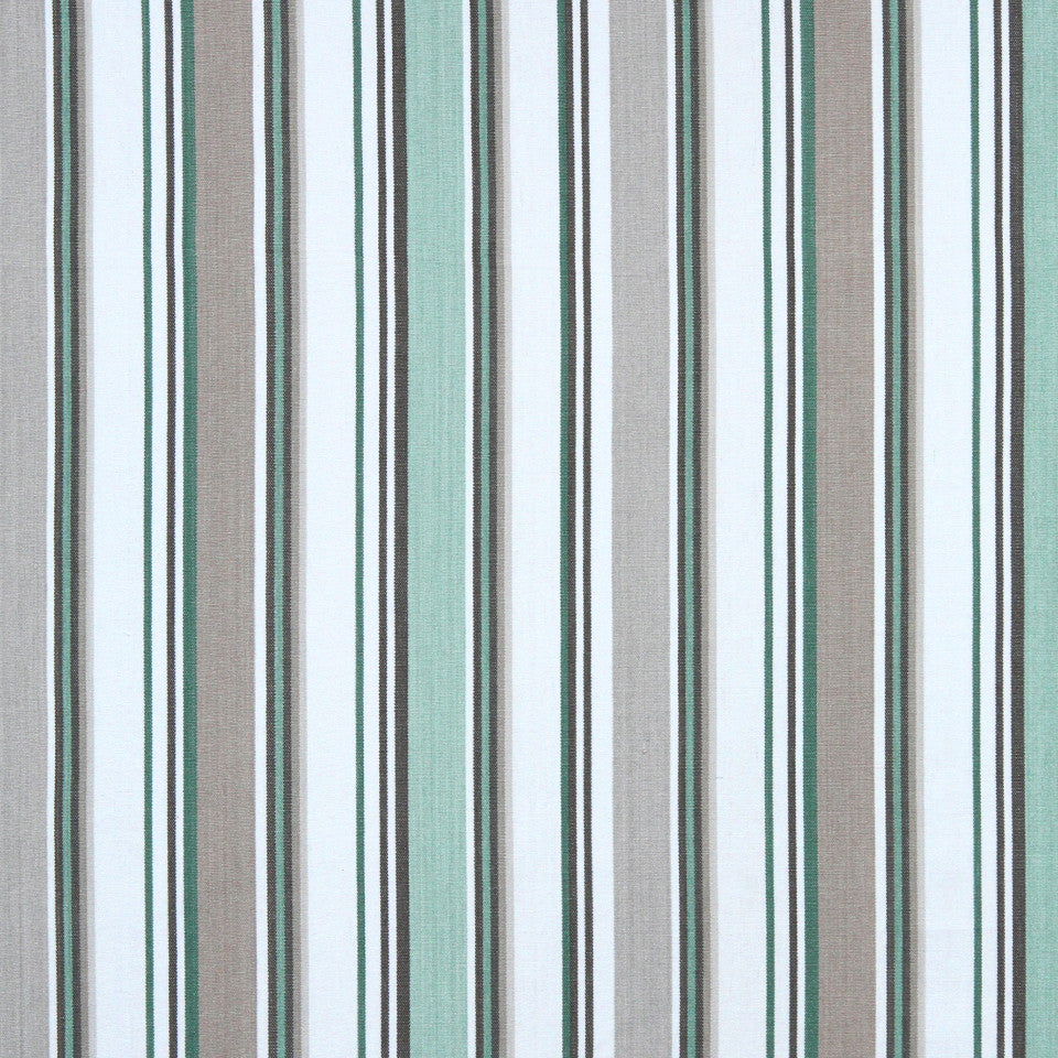 GRAIN-COBBLESTONE-SEA Bayfield Fabric - Jade