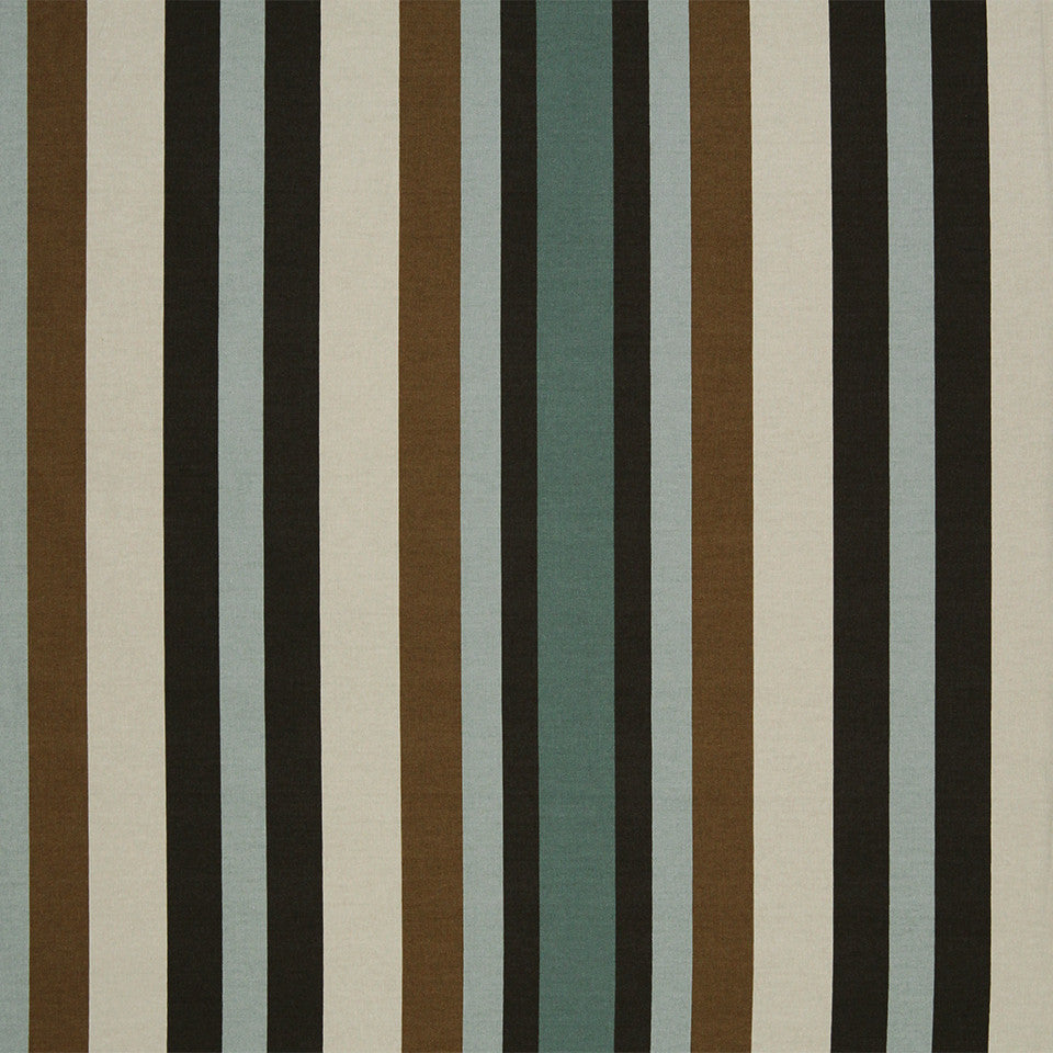 New Stripe Fabric - Aloe
