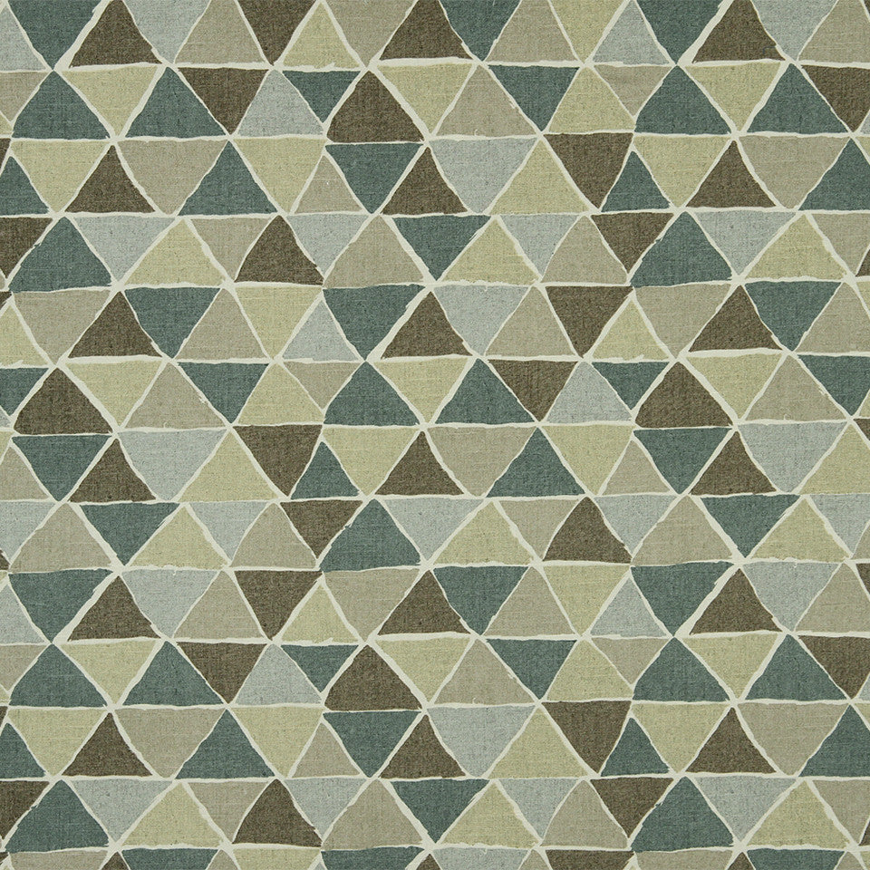 Mixed Modern Fabric - Aloe