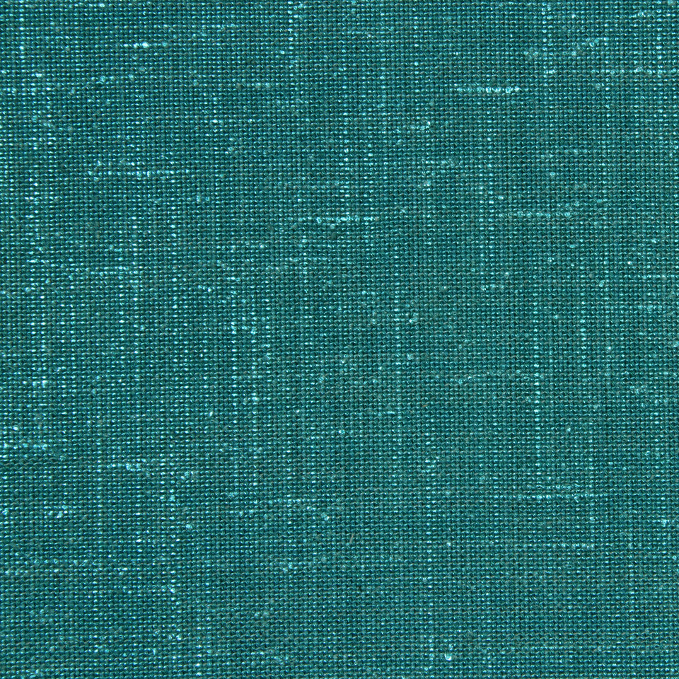 LARRY LASLO GEMSTONE Metal Alloy Fabric - Aquamarine