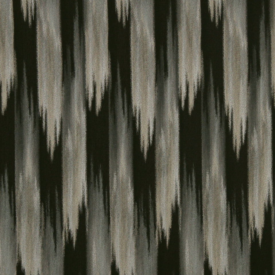 LARRY LASLO QUARTZ STONE Canyon Beauty Fabric - Shale