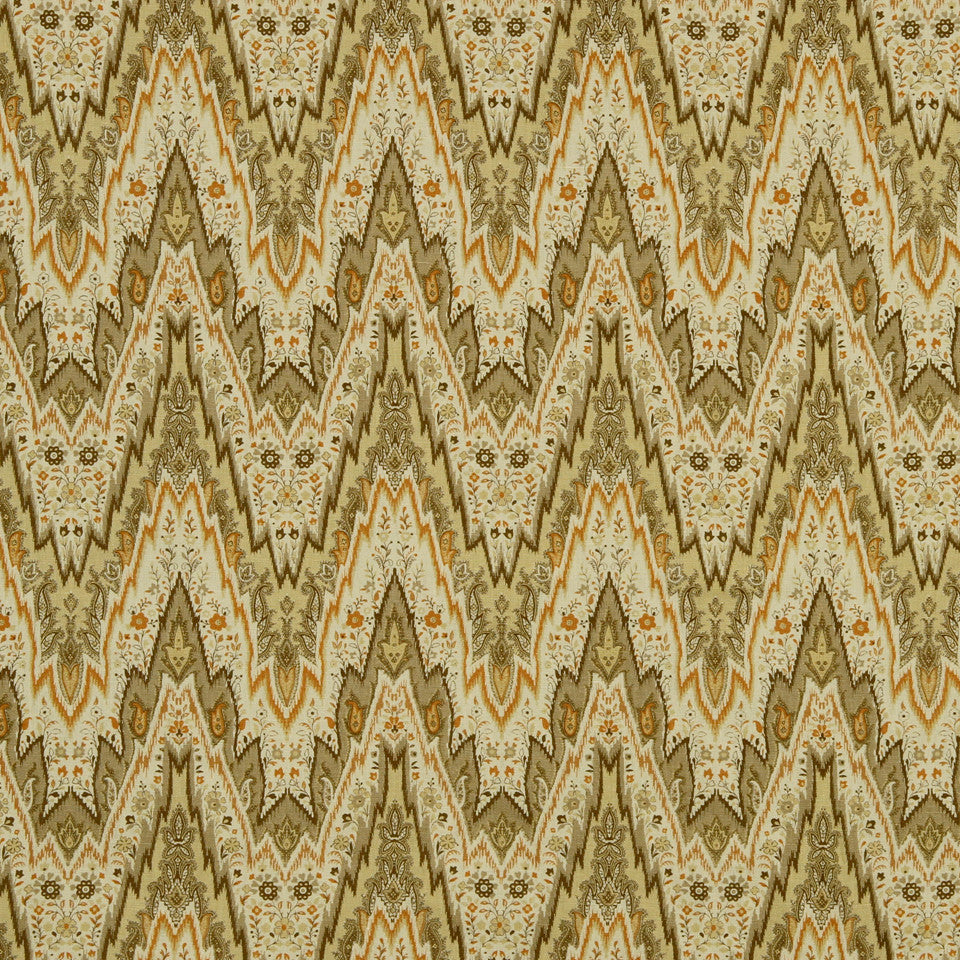 WILLIAMSBURG CLASSICS COLLECTION II Shurcliff Fabric - Marigold
