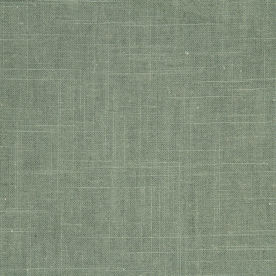 Linen Slub Fabric - Aloe