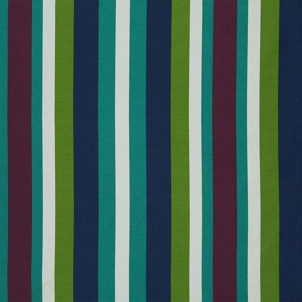 New Stripe Fabric - Berry Blast