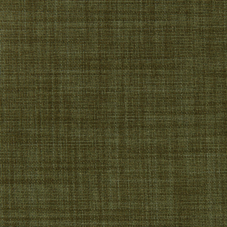 DECORATIVE DIM-OUT 97% BLACKOUT DRAPERY New Classic Fabric - Olive