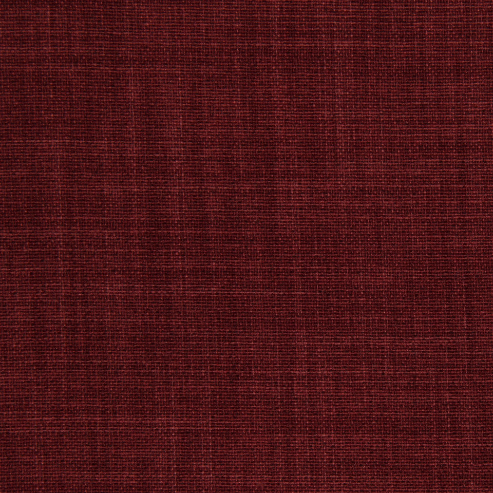 DECORATIVE DIM-OUT 97% BLACKOUT DRAPERY New Classic Fabric - Berry