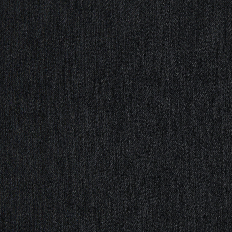 DECORATIVE DIM-OUT 97% BLACKOUT DRAPERY Smooth Solid Fabric - Slate