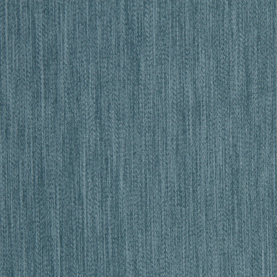 DECORATIVE DIM-OUT 97% BLACKOUT DRAPERY Smooth Solid Fabric - Tide