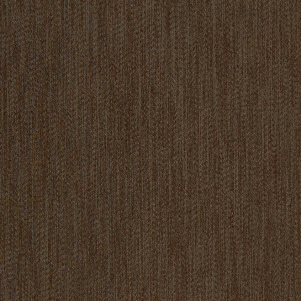 DECORATIVE DIM-OUT 97% BLACKOUT DRAPERY Smooth Solid Fabric - Cocoa