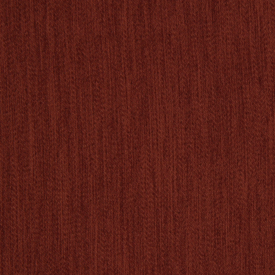 DECORATIVE DIM-OUT 97% BLACKOUT DRAPERY Smooth Solid Fabric - Brick