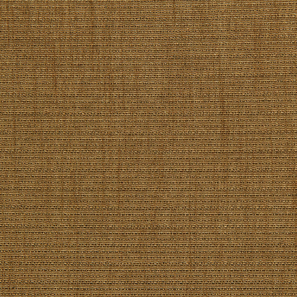 DECORATIVE DIM-OUT 97% BLACKOUT DRAPERY Brite Outlook Fabric - Nutmeg