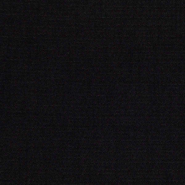 DECORATIVE DIM-OUT 97% BLACKOUT DRAPERY Brite Outlook Fabric - Jet