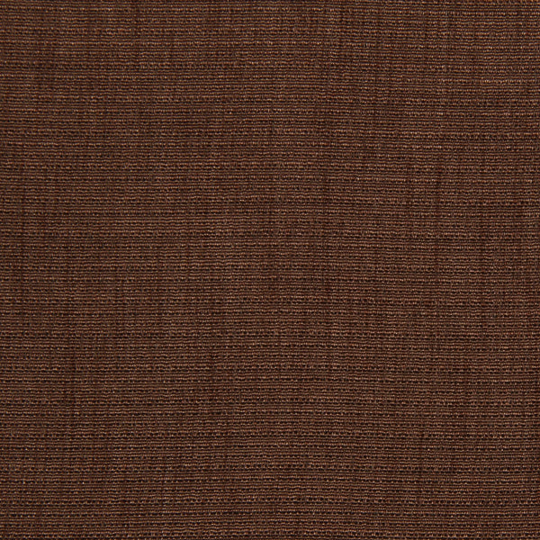 DECORATIVE DIM-OUT 97% BLACKOUT DRAPERY Brite Outlook Fabric - Chocolate