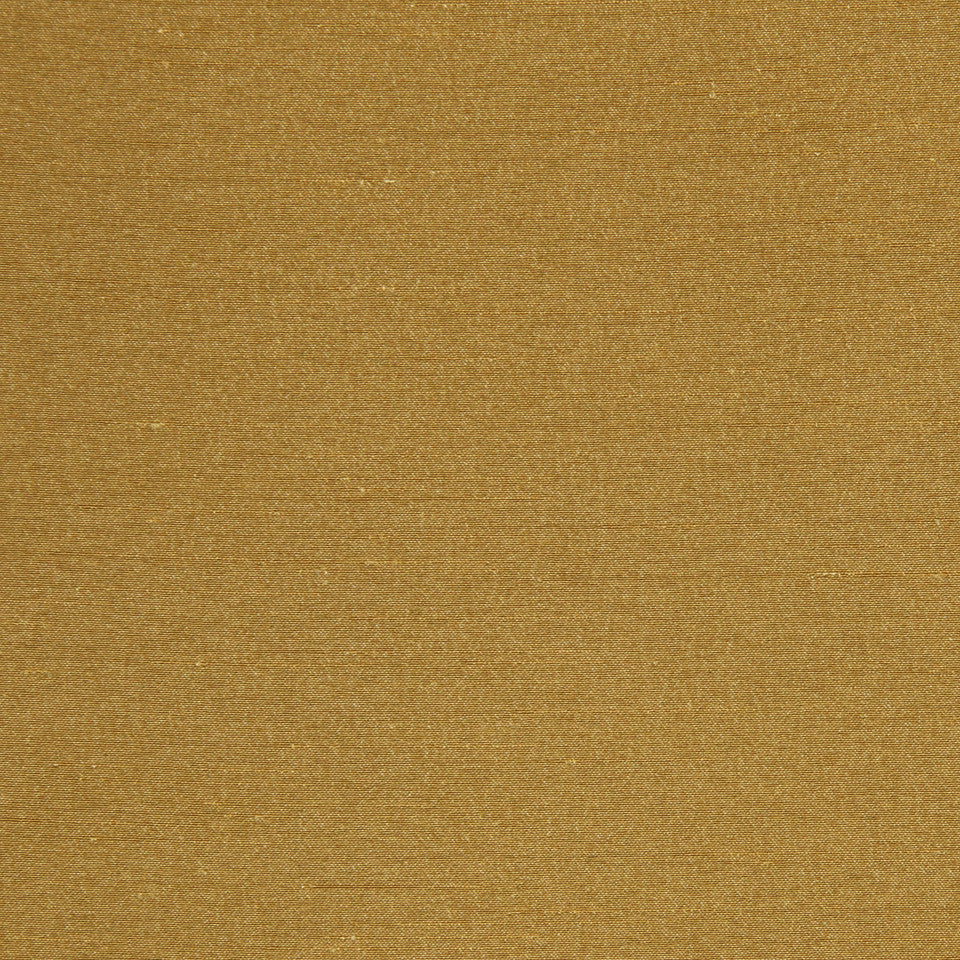 DECORATIVE DIM-OUT 97% BLACKOUT DRAPERY Luxurious Look Fabric - Canary