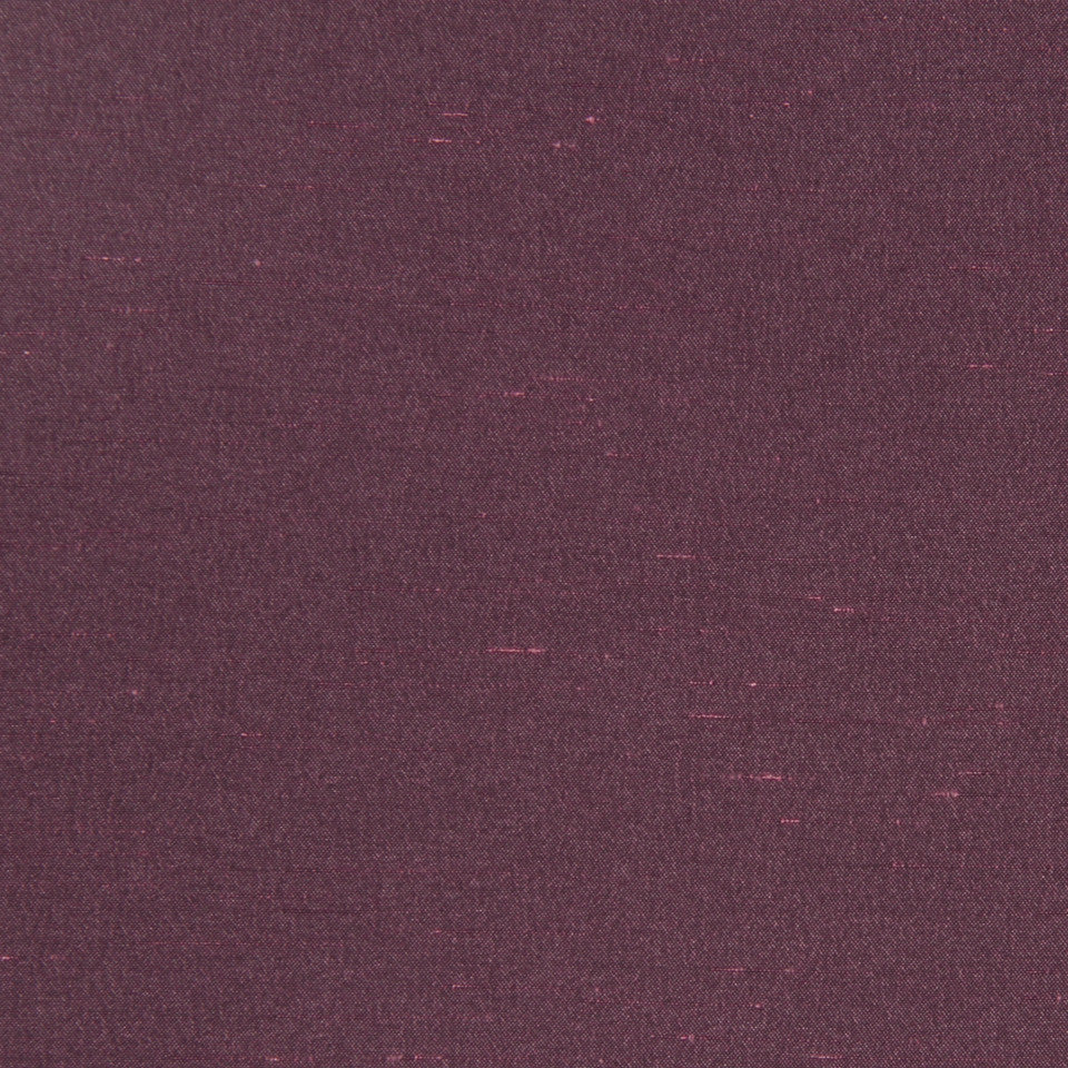 DECORATIVE DIM-OUT 97% BLACKOUT DRAPERY Luxurious Look Fabric - Violet