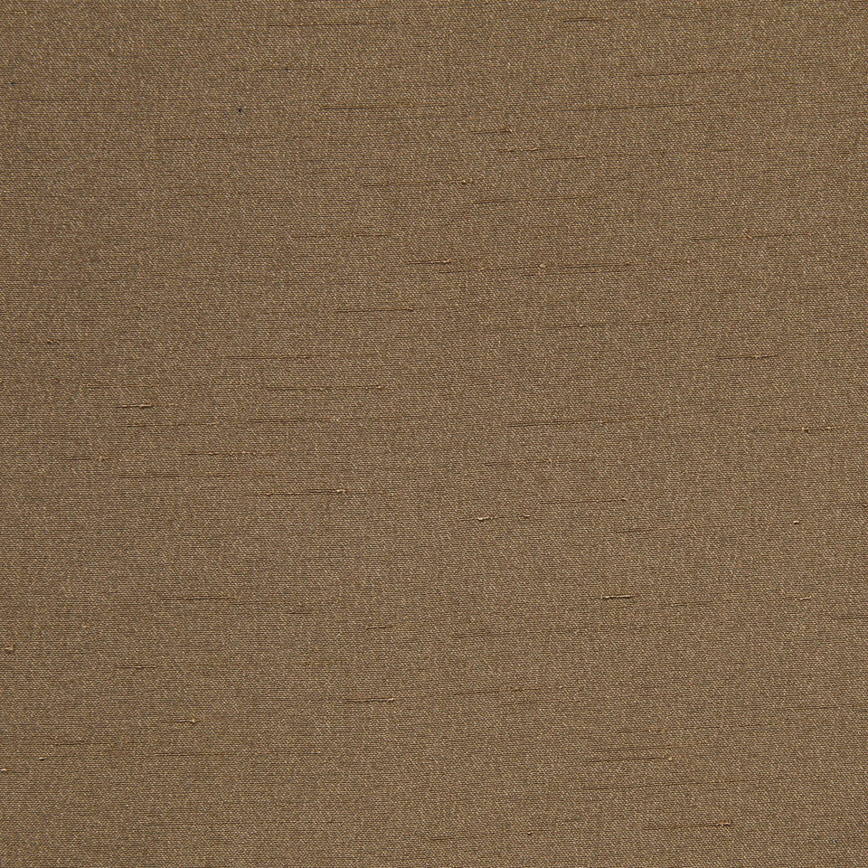 DECORATIVE DIM-OUT 97% BLACKOUT DRAPERY Luxurious Look Fabric - Buff