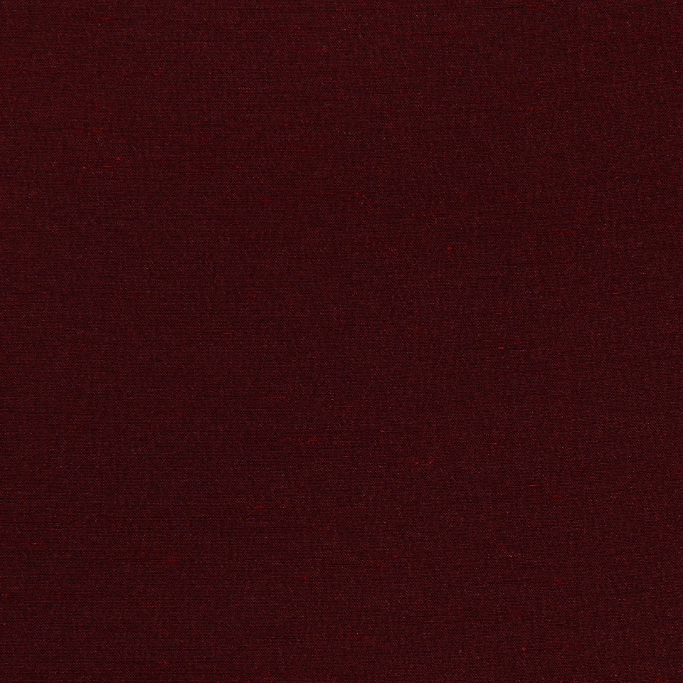 DECORATIVE DIM-OUT 97% BLACKOUT DRAPERY Luxurious Look Fabric - Berry