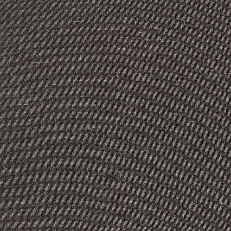 DECORATIVE DIM-OUT 97% BLACKOUT DRAPERY Luxurious Look Fabric - Steel
