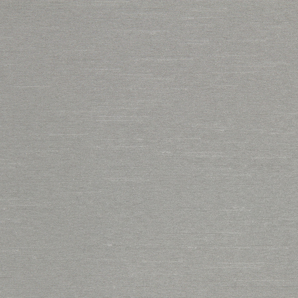 DECORATIVE DIM-OUT 97% BLACKOUT DRAPERY Luxurious Look Fabric - Pewter