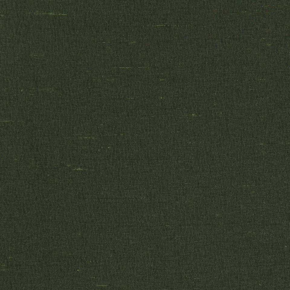 DECORATIVE DIM-OUT 97% BLACKOUT DRAPERY Luxurious Look Fabric - Forest