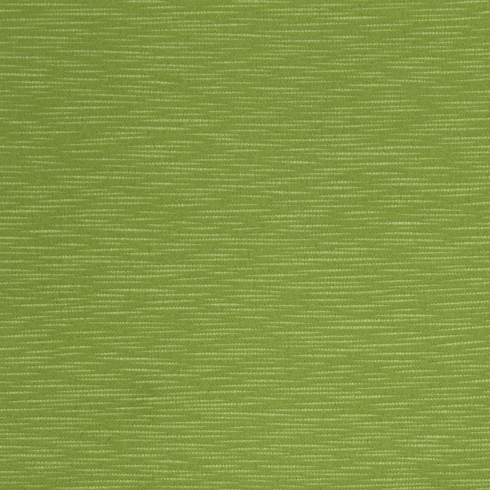 DECORATIVE DIM-OUT 97% BLACKOUT DRAPERY Calm Waters Fabric - Grass