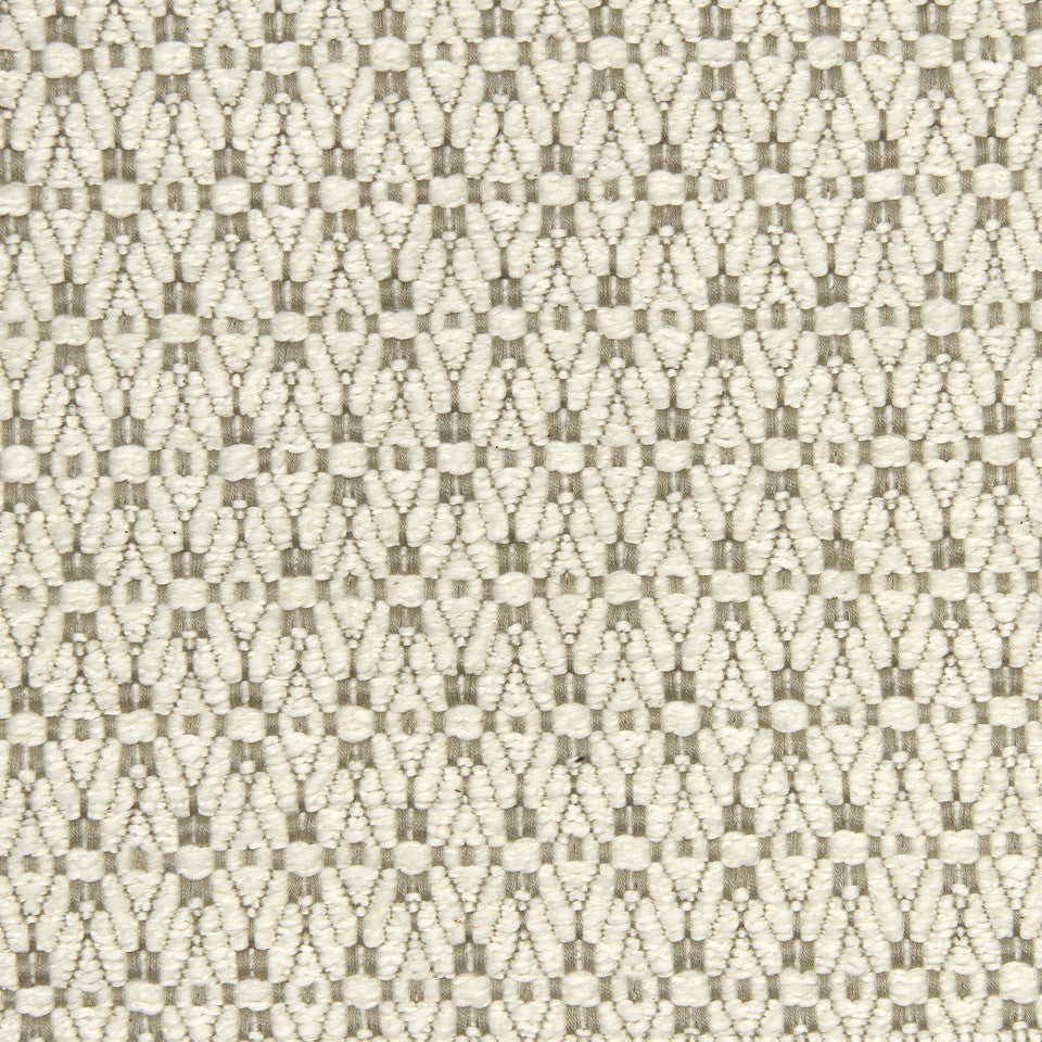 PEARL-TWINE-BLACK Longs Peak Fabric - Linen