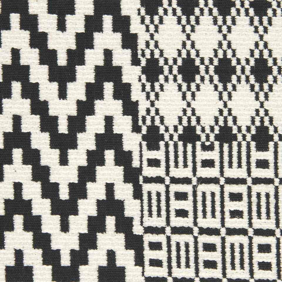 PEARL-TWINE-BLACK New Direction Fabric - Black