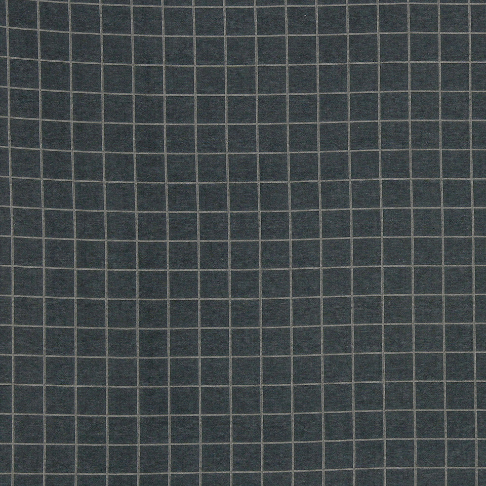 PALM-SEA-MINERAL Inbox Fabric - Indigo