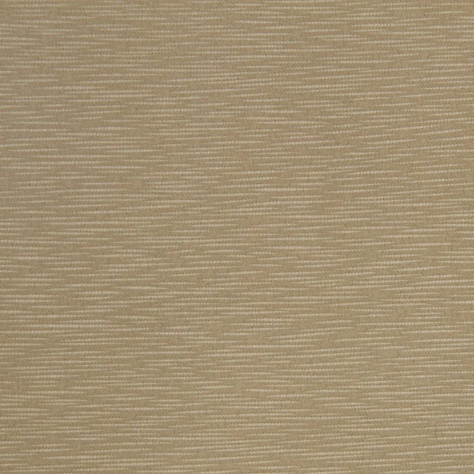 DECORATIVE DIM-OUT 97% BLACKOUT DRAPERY Calm Waters Fabric - Sand