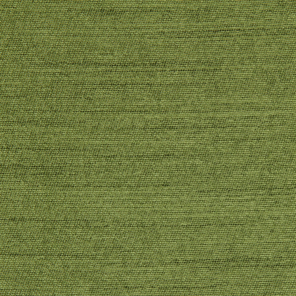 DECORATIVE DIM-OUT 97% BLACKOUT DRAPERY Solid Shine Fabric - Moss