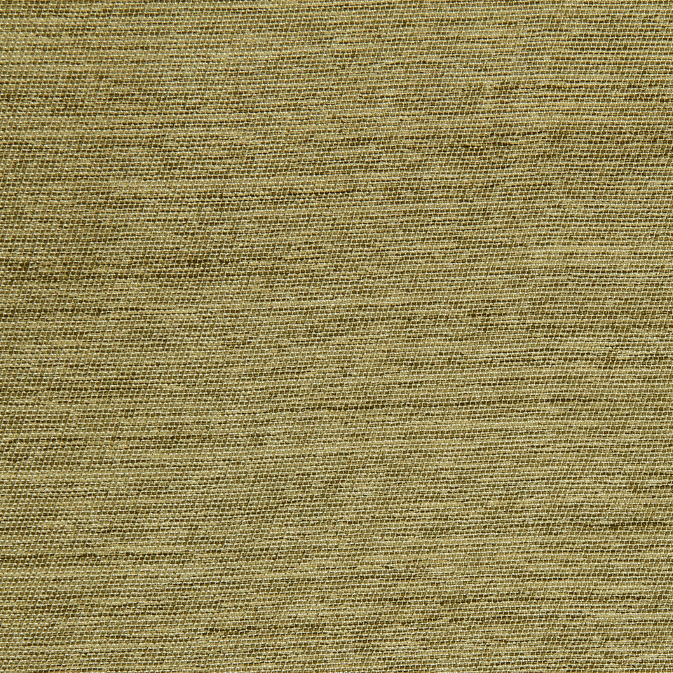 DECORATIVE DIM-OUT 97% BLACKOUT DRAPERY Solid Shine Fabric - Fern