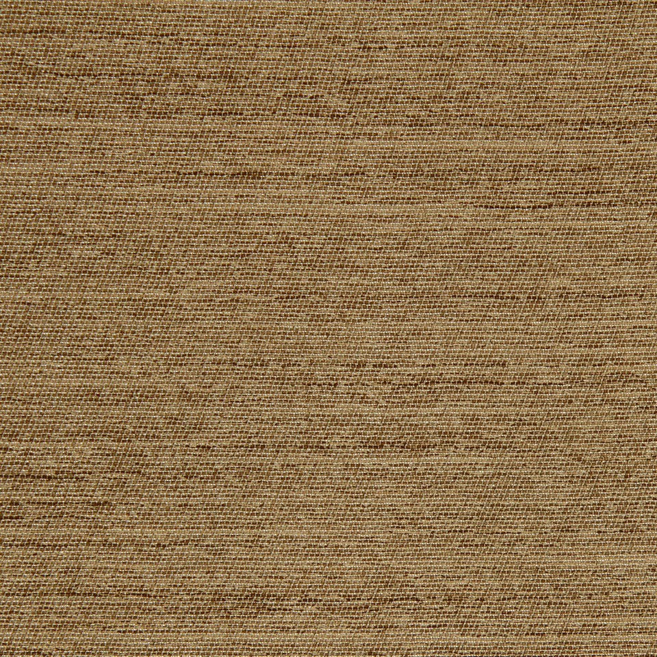 DECORATIVE DIM-OUT 97% BLACKOUT DRAPERY Solid Shine Fabric - Straw