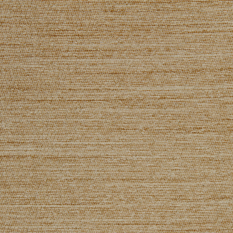 DECORATIVE DIM-OUT 97% BLACKOUT DRAPERY Solid Shine Fabric - Camel
