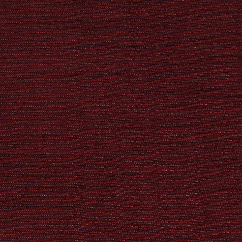 DECORATIVE DIM-OUT 97% BLACKOUT DRAPERY Solid Shine Fabric - Wine