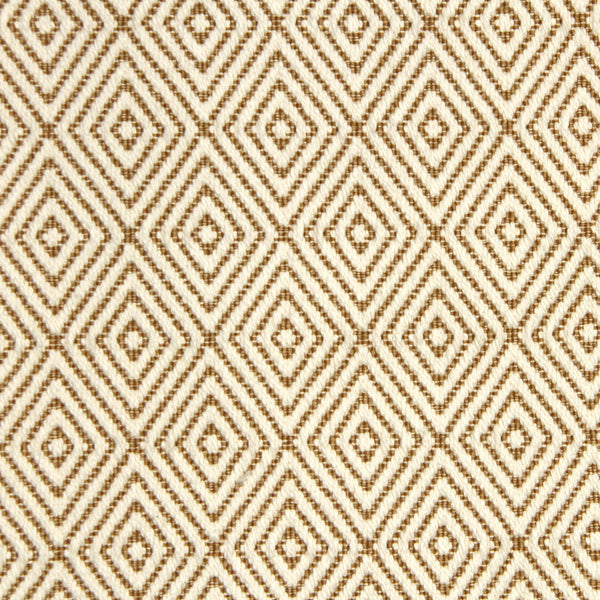 STRAW-TOAST-SADDLE Raised Geo Fabric - Grain