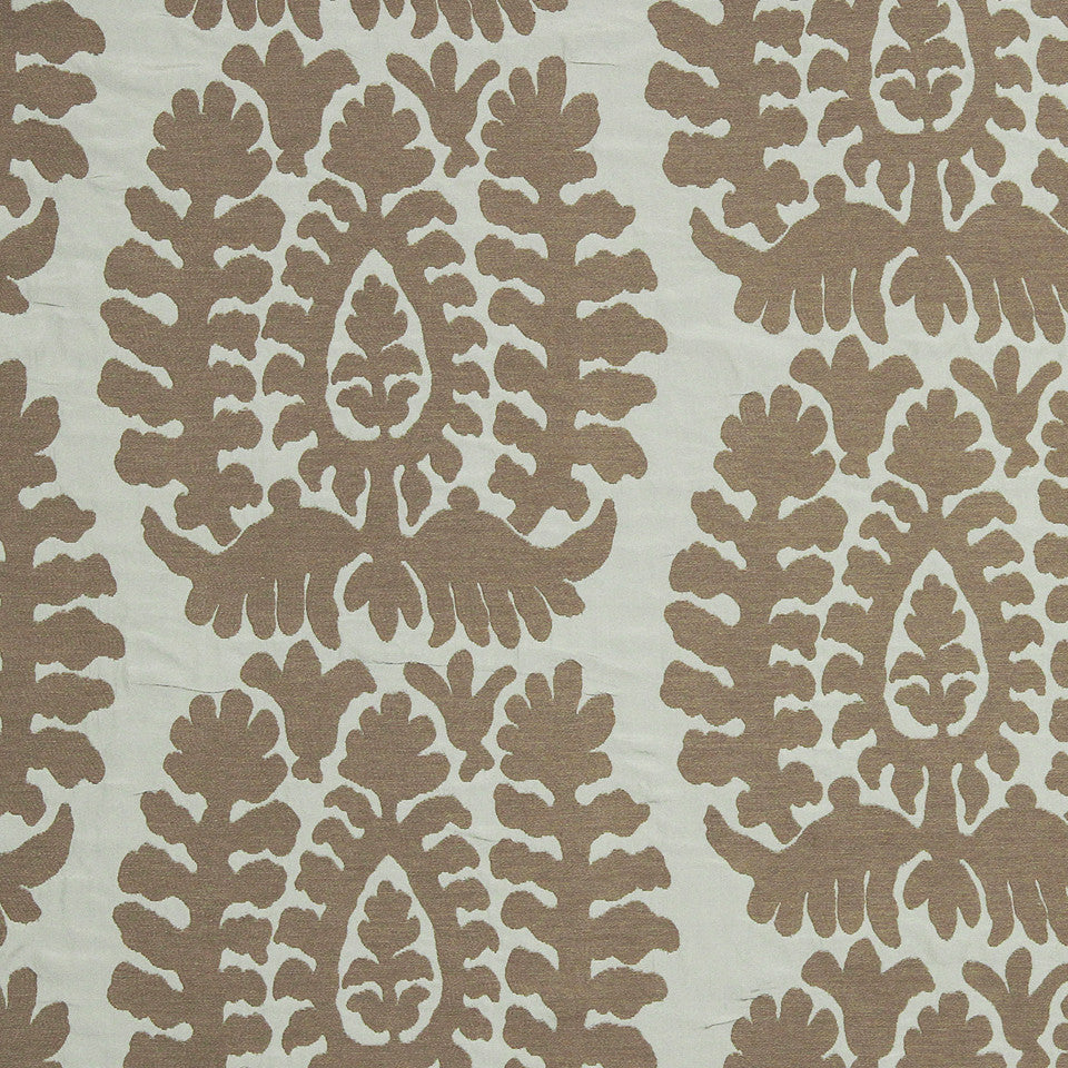 PALM-SEA-MINERAL Ocean City Fabric - Sea