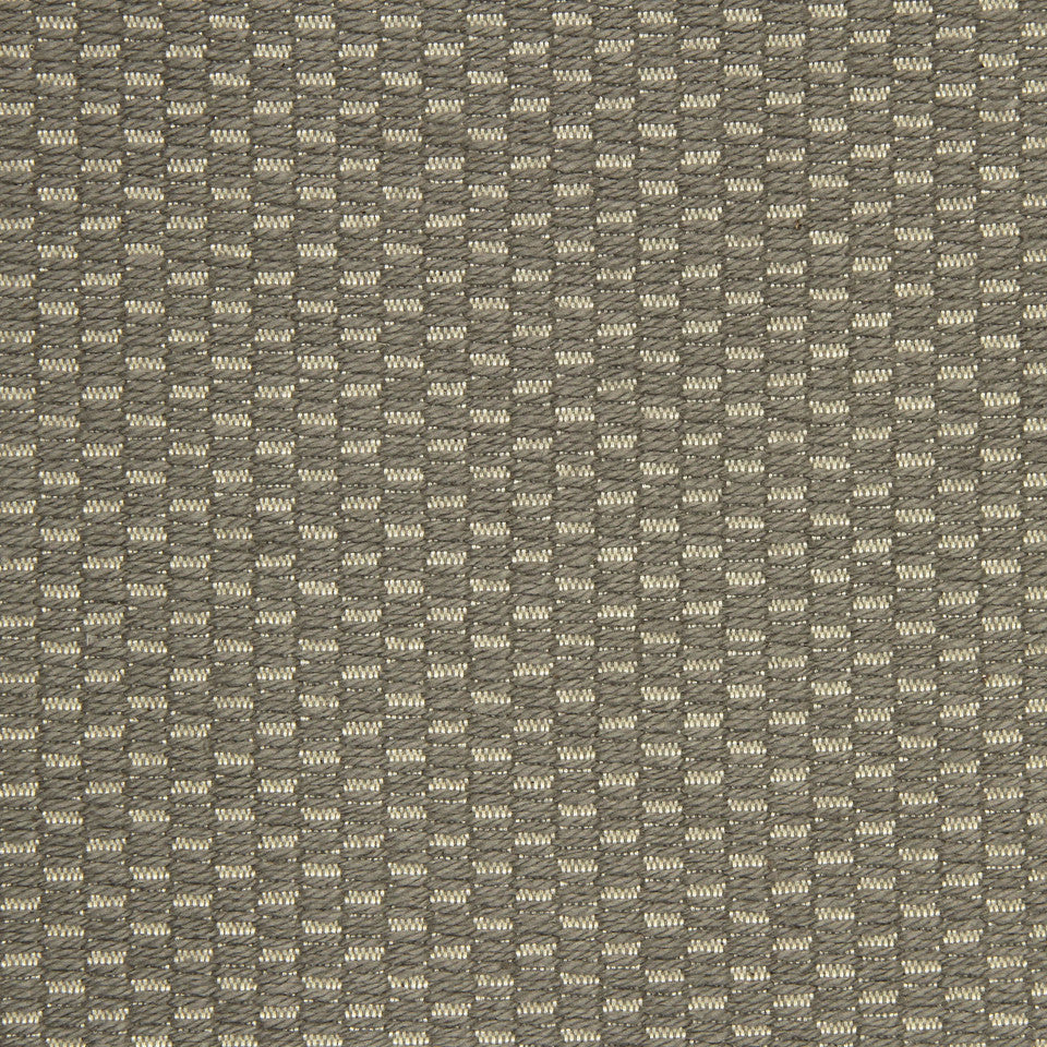Woven Ladder Fabric - Stone