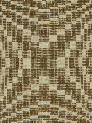 NATURALS Crazy Patch Fabric - Toast