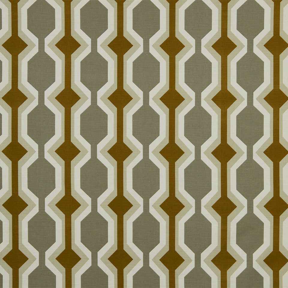 DWELLSTUDIO MODERN COLOR THEORY Holland Fabric - Brindle