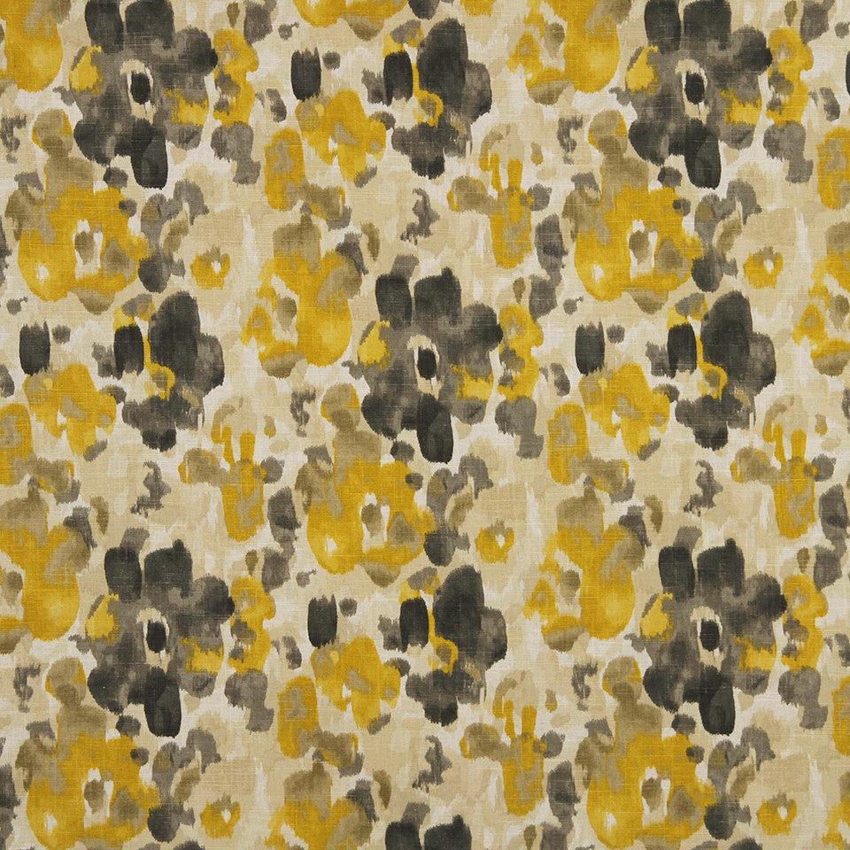 DWELLSTUDIO MODERN COLOR THEORY Landsmeer Fabric - Citrine