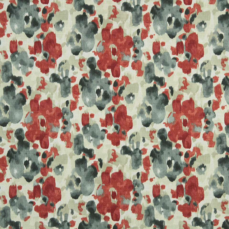 DWELLSTUDIO MODERN COLOR THEORY Landsmeer Fabric - Currant