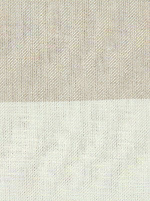 WIDE STRIPES Horizon Stripe Fabric - Linen