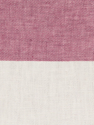 WIDE STRIPES Horizon Stripe Fabric - Red